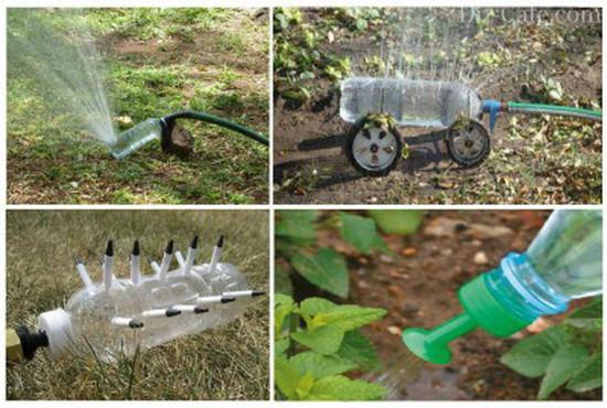 Оборудование для полива огорода своими руками