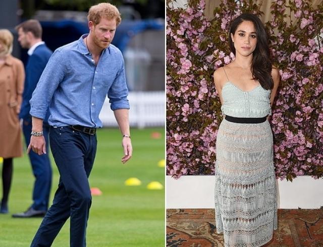 Принц Гарри; Актриса; Помолвка; Женитьба; Королева Англии; Елизавета Вторая