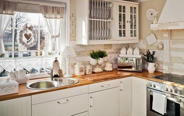 Уютный дизайн кухни