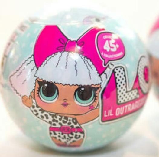 L. O. L Кукла-сюрприз в шарике серия 2 купить в магазине