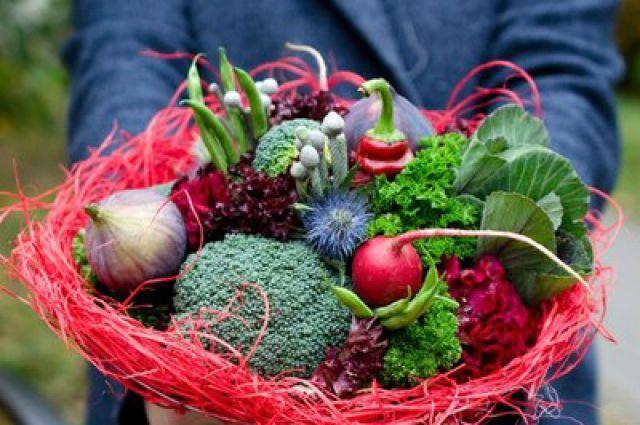 Поздравления на свадьбу овощи и фрукты шуточное