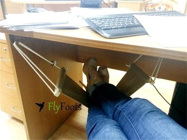 Hammock leg