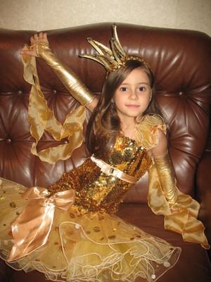 Сделать корону для золотой рыбки своими руками