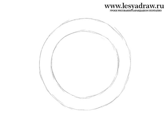 198Как нарисовать посуду карандашом поэтапно для детей