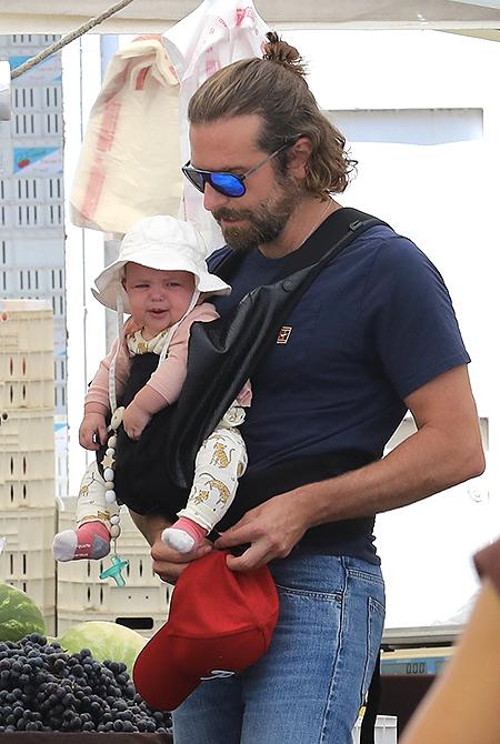 бредли купер и его дочь леа