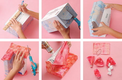 Как сделать мебель для кукол своими руками монстер хай фото