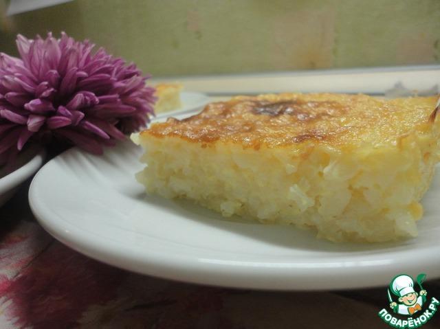 Рецепты запеканки из рисом
