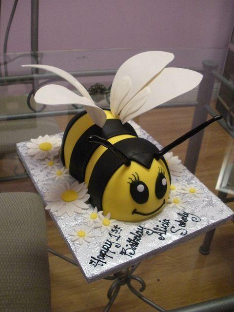 Пчелки из шоколада для торта своими руками