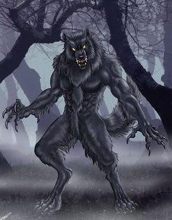 Какой колдун прежде у славян принимал звериный образ, чтобы пожирать солнце с луной?