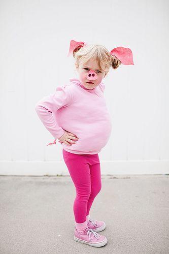 наряд Свинки Пеппы