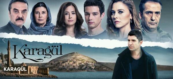 Турецкий сериал чёрный роза