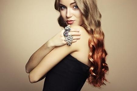 каким цветом покрасить кончики светло русых волос