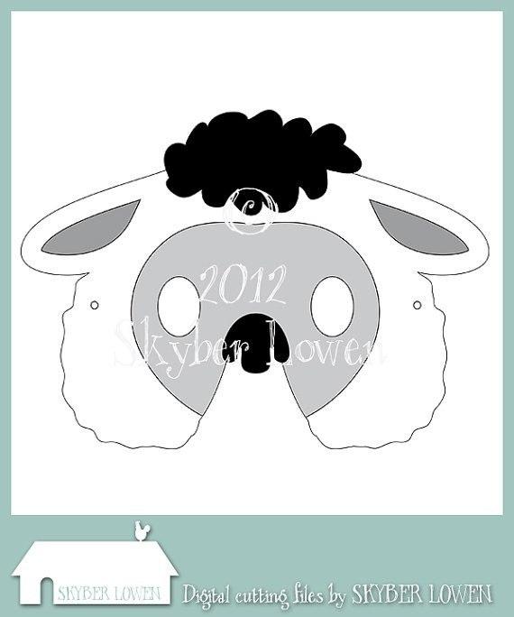 Ободок овечки своими руками