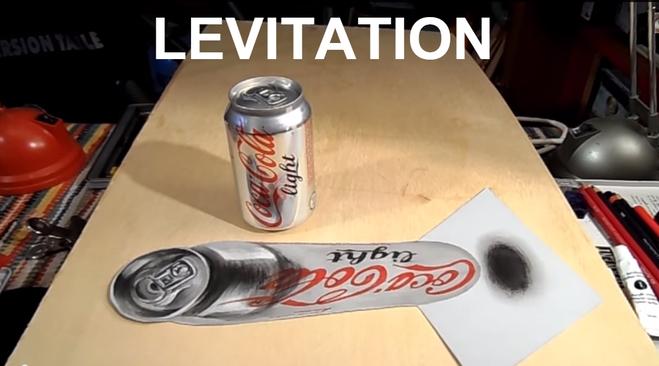 Как нарисовать бутылку Кока