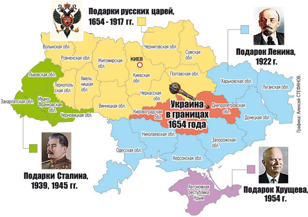 Украина; Территория; Земля