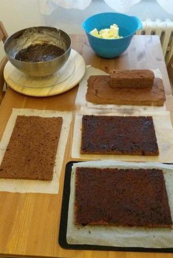 Рецепт торта домашних условиях марципаном 280
