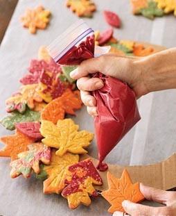 поделка на тему осени из соленого теста своими руками