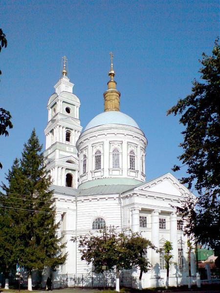 Рыльск-Покровский собор