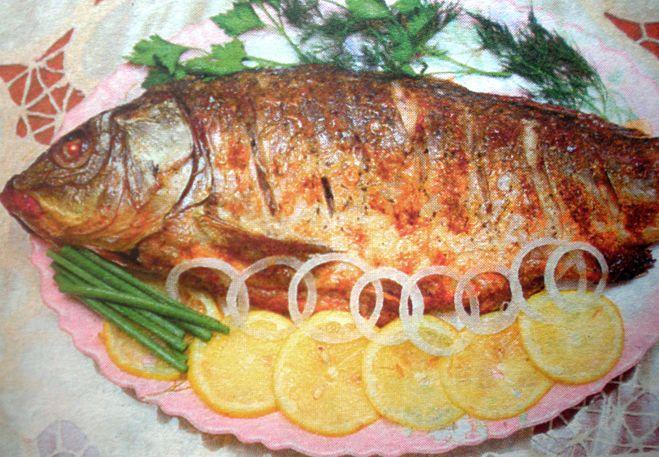 Рыба рецепты приготовления с фото