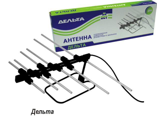 Антенна для аналоговых каналов