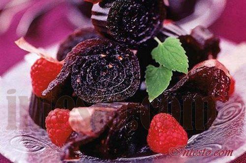 Пастила в домашних условиях из ягод рецепт с фото