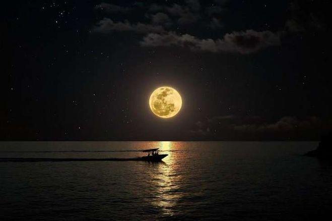 Лунное затмение 7 августа 2017 года: время, где можно наблюдать?