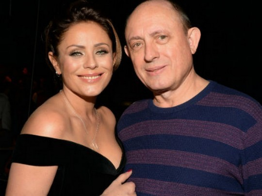 Виктор Началов с дочерью Юлией