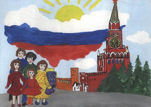 проект страны мира россия 2 класс