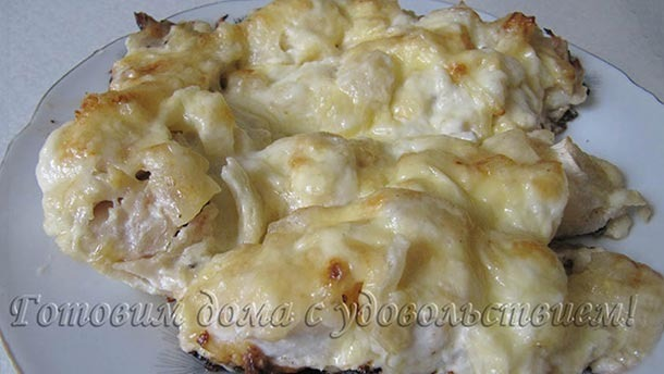 Блюда из пикши рецепты с фото