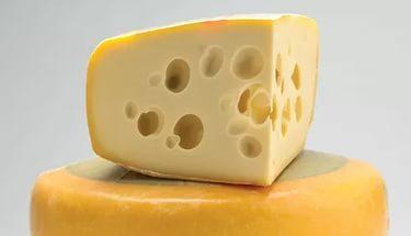 Называется сыр большими дырками