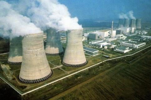 атомные станции мира