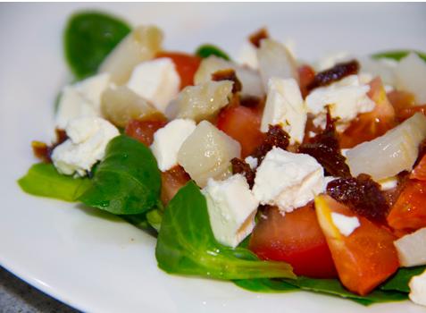 Палтус рецепты салата с
