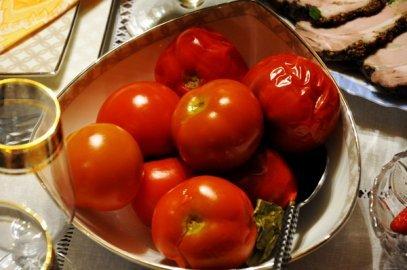 Заквасить помидоры. Рецепт.