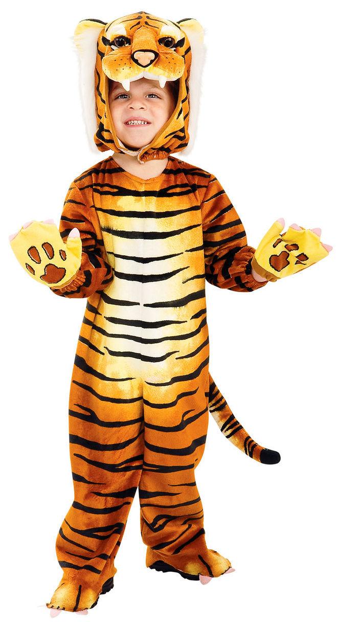 Как сделать костюма тигра 88