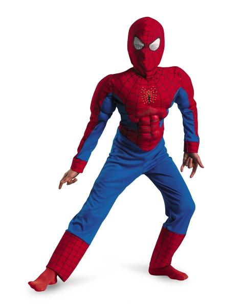 Костюмы на новый год супергероев