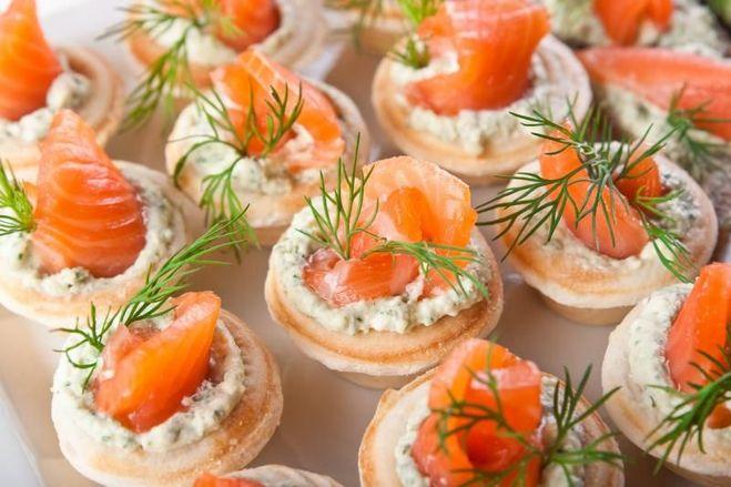 закуски из красной рыбы с творогом рецепты с фото