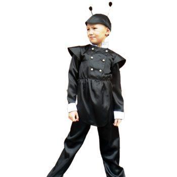 Костюм муравья своими руками мальчик