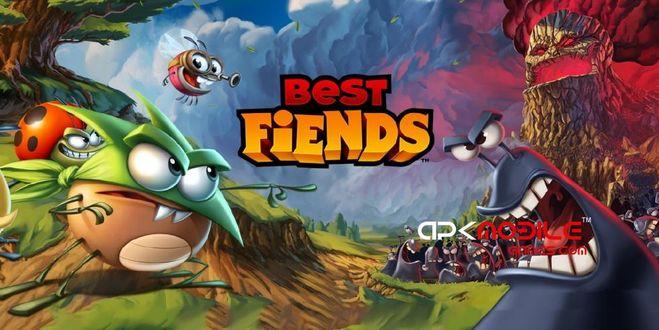 сколько уровней в best friends
