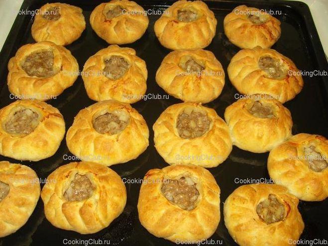 Курник рецепт с курицей и картошкой на кефире и сметане рецепт