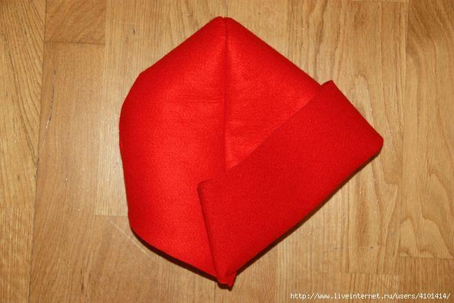 костюм красной шапочки