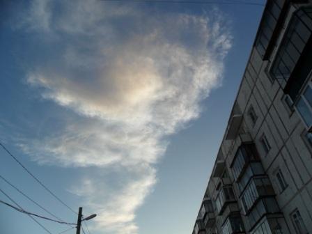 фотографии челябинского метеорита