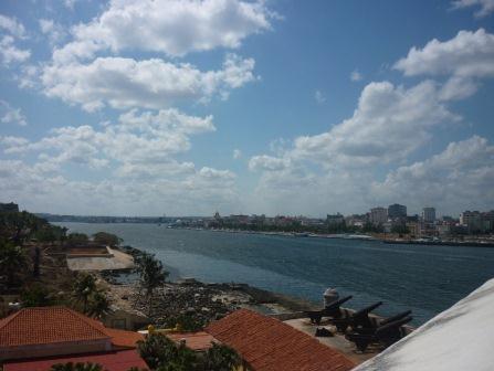где отдыхать на Кубе - гавана порт