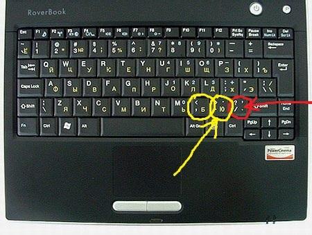 фото клавиатуры компьютера русская и английская раскладка ...: http://you-ladie.ru/id-2116.html