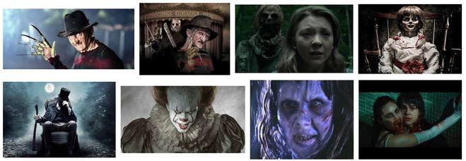 лучшие фильмы ужасов всех времён, влияние фильмов-ужасов на психику