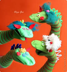 поделка дракон, мягкая игрушка дракон, дракон из носка