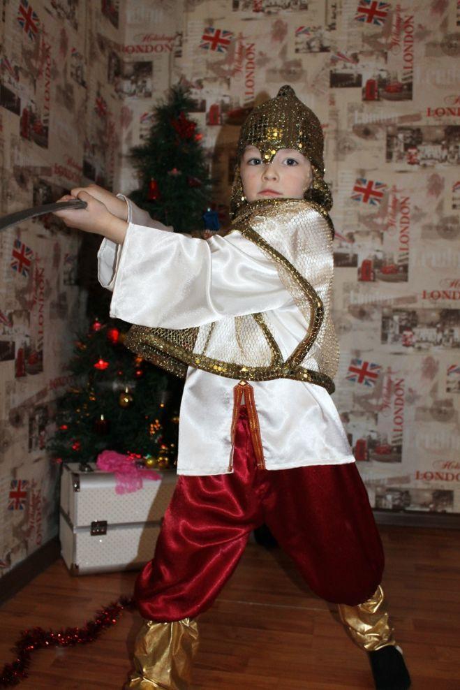 Как сделать костюм богатыря на новый год фото 742
