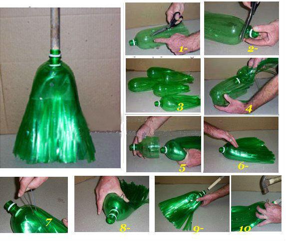 Поделки из бутылок на ютубе 361