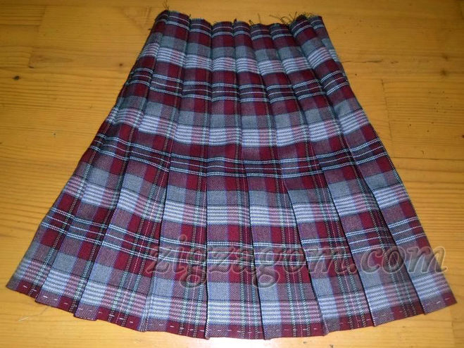 Как сшить себе юбку в складку фото фото 16