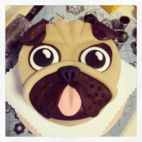 торт-собака