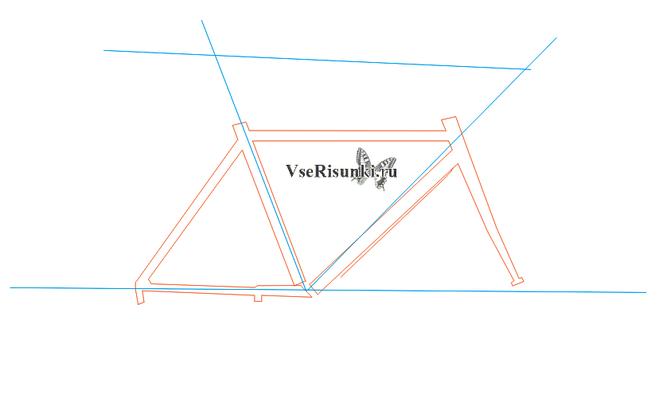 Как нарисовать циркуль карандашом поэтапно
